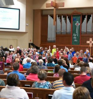 Sunday School Choir